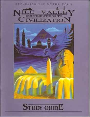 9780924944055-0924944056-Nile Valley Contributions to Civilization Workbook