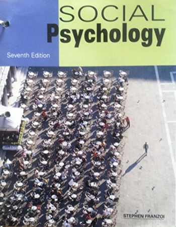 9781627515658-1627515658-SOCIAL PSYCHOLOGY (LOOSELEAF)