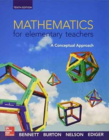 9781259542213-1259542211-Math for Elementary Teachers: A Conceptual Approach with Manipulative Kit