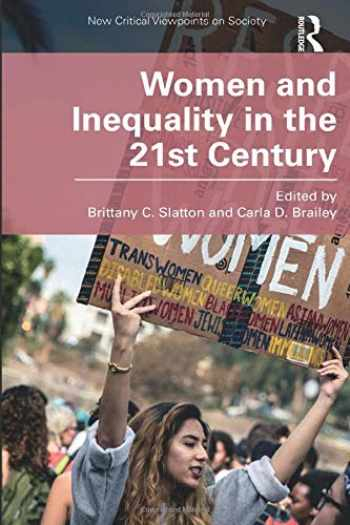 9781138239784-113823978X-Women and Inequality in the 21st Century (New Critical Viewpoints on Society)