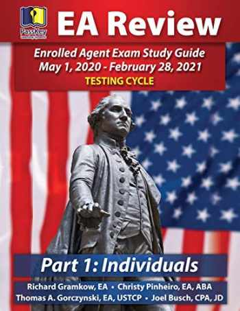 9781935664604-1935664603-PassKey Learning Systems EA Review Part 1 Individuals; Enrolled Agent Study Guide: May 1, 2020-February 28, 2021 Testing Cycle