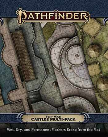 9781640782198-1640782192-Pathfinder Flip-Mat: Castles Multi-Pack
