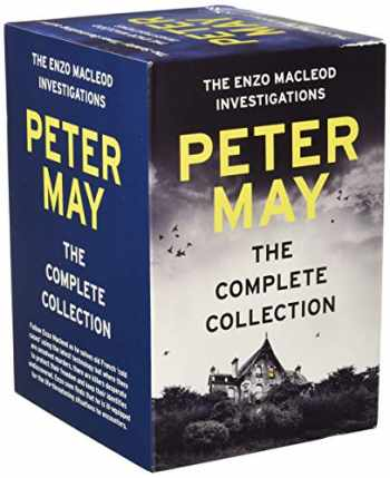 9781787476844-1787476847-Peter May Collection Enzo Files Series 6 Books Box Set (Extraordinary People, The Critic, Blacklight Blue, Freeze Frame, Blowback, Cast Iron)