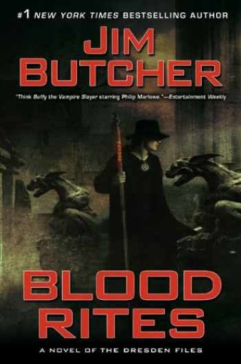 9780451463357-0451463358-Blood Rites: A Novel of the Dresden Files