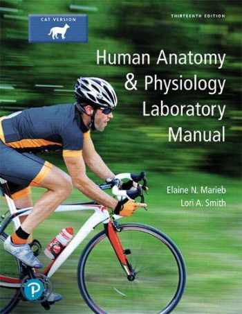 9780134632339-0134632338-Human Anatomy & Physiology Laboratory Manual, Cat Version