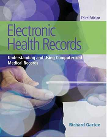 9780134458786-0134458788-Electronic Health Records: Understanding and Using Computerized Medical Records Plus NEW MyHealthProfessions Lab with Pearson eText-- Access Card Package (3rd Edition)