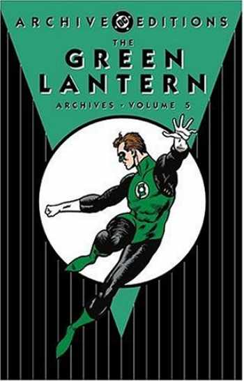 9781401204044-140120404X-Green Lantern Archives, The - Volume 5 (Archive Editions (Graphic Novels))