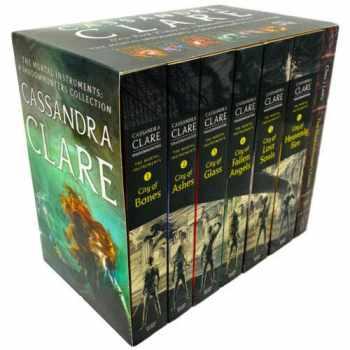 9781406393286-1406393282-Cassandra Clare Set 7 Books Collection Mortal Instruments Series