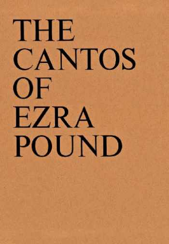 9780811203500-0811203506-The Cantos of Ezra Pound (New Directions Books)