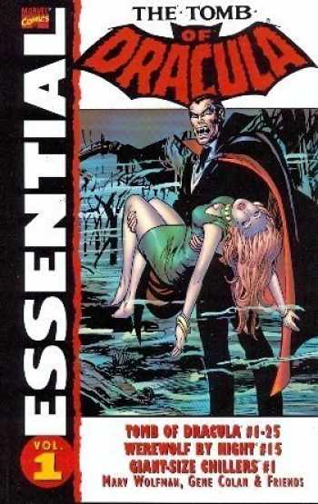 9780785109204-078510920X-Essential Tomb of Dracula, Vol. 1 (Marvel Essentials) (v. 1)