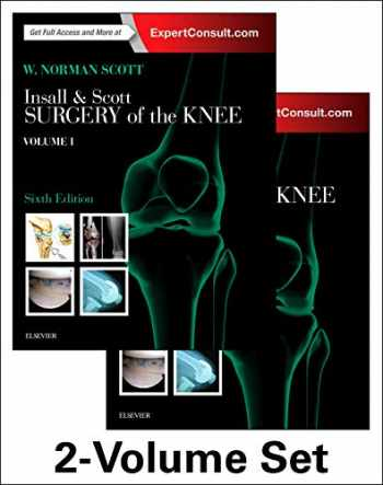 9780323400466-0323400469-Insall & Scott Surgery of the Knee, 2-Volume Set: Expert Consult - Online and Print