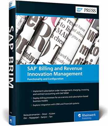 9781493218837-1493218832-SAP Billing and Revenue Innovation Management (SAP BRIM) (SAP PRESS)