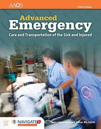 9781284136562-1284136566-AEMT: Advanced Emergency Care and Transportation of the Sick and Injured (Orange)