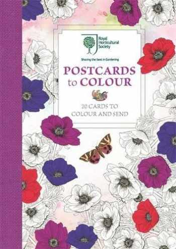 9781782435716-1782435719-The Royal Horticultural Society Postcards to Colour: 20 Cards to Colour and Send
