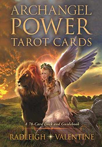 9781401955977-1401955975-Archangel Power Tarot Cards: A 78-Card Deck and Guidebook
