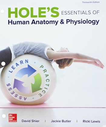 9781260151732-1260151735-Loose Leaf for Holes Essentials Human Anatomy & Physiology