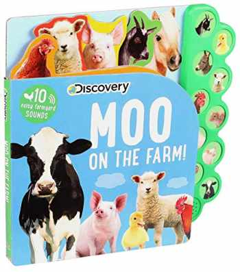 9781684126880-1684126886-Discovery: Moo on the Farm! (10-Button Sound Books)