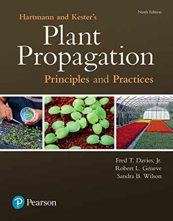9780134480893-0134480899-Hartmann & Kester's Plant Propagation: Principles and Practices (9th Edition) (What's New in Trades & Technology)
