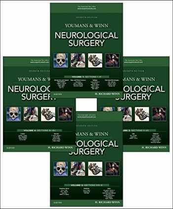 9780323287821-0323287824-Youmans and Winn Neurological Surgery, 4-Volume Set (Youmans Neurological Surgery)