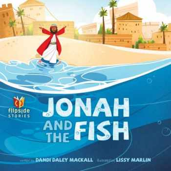 9781496411204-149641120X-Jonah and the Fish (Flipside Stories)