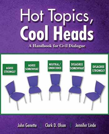 9781524943806-1524943800-Hot Topics, Cool Heads: A Handbook for Civil Dialogue
