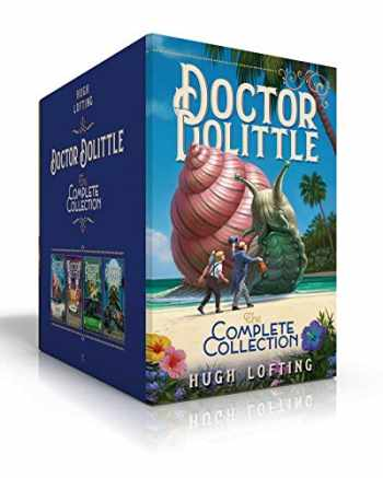 9781534450356-1534450351-Doctor Dolittle The Complete Collection: Doctor Dolittle The Complete Collection, Vol. 1; Doctor Dolittle The Complete Collection, Vol. 2; Doctor ... Dolittle The Complete Collection, Vol. 4