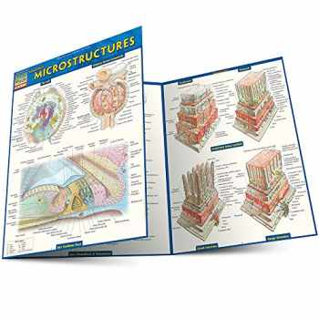 9781423224150-1423224159-Anatomy: Microstructures (Quick Study Academic)