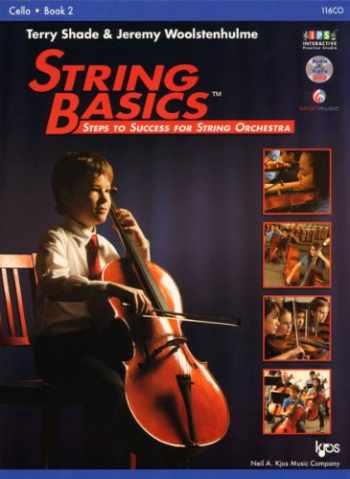 9780849735073-0849735076-116CO - String Basics Book 2 - Cello