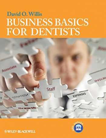 9781118266069-1118266064-Business Basics for Dentists