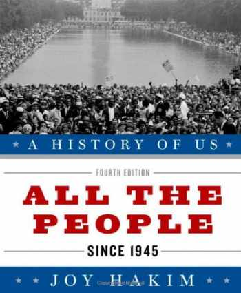 9780199735020-0199735026-A History of US: All the People: Since 1945 A History of US Book Ten (A History of US, 10)