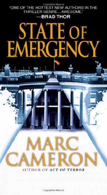9780786031801-0786031808-State of Emergency (A Jericho Quinn Thriller)