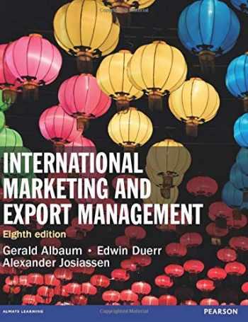 9781292016924-1292016922-International Marketing & Export Management