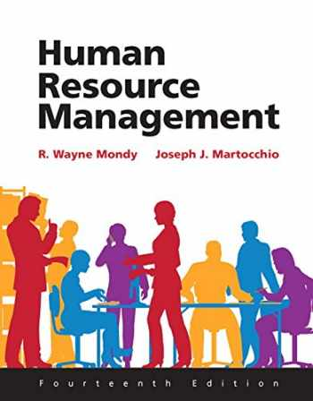 9780133848809-0133848809-Human Resource Management (14th Edition)