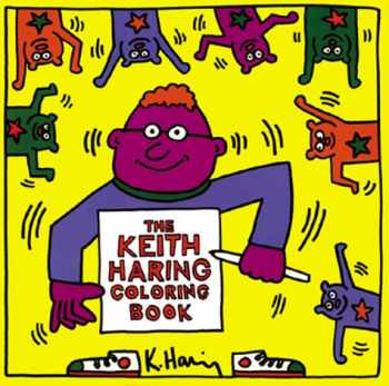 9781584180159-1584180153-The Keith Haring Coloring Book
