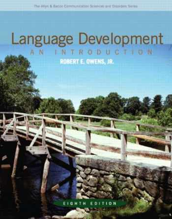9780132582520-013258252X-Language Development: An Introduction (8th Edition) (Allyn & Bacon Communication Sciences and Disorders)