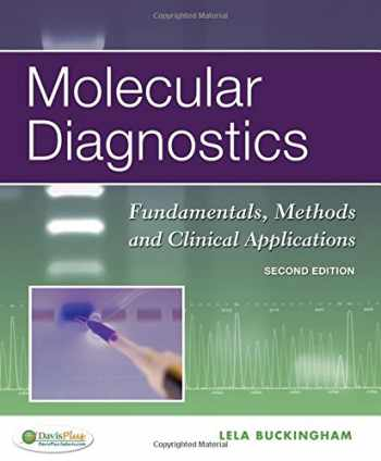 9780803626775-0803626770-Molecular Diagnostics: Fundamentals, Methods and Clinical Applications
