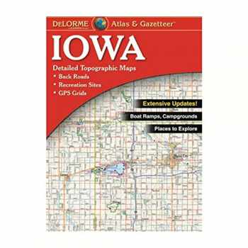 9781946494009-1946494003-DeLorme Atlas & Gazetteer: Iowa