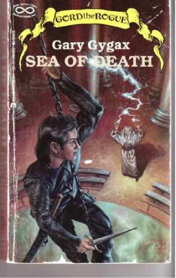 9780441756766-044175676X-Sea of Death (Gord the Rogue)