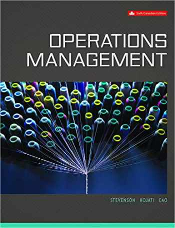 9781259270154-1259270157-OPERATIONS MANAGEMENT >CANADIAN<