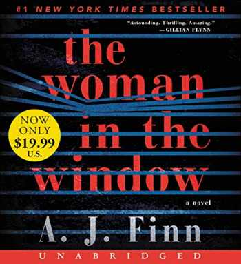 9780062896216-0062896210-The Woman in the Window Low Price CD: A Novel