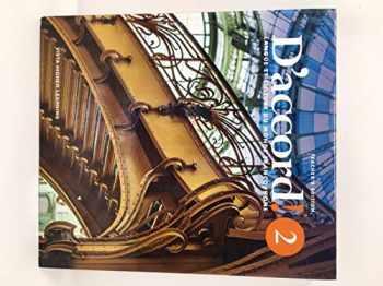 9781680058079-168005807X-(Teacher's Edition) D'accord! 2 Langue et Culture du Monde Francophone