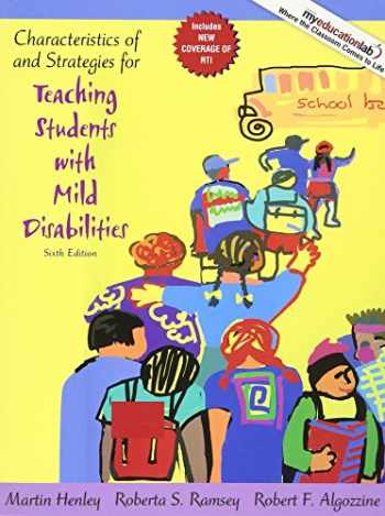 9780205608386-0205608388-Characteristics of and Strategies for Teaching Students with Mild Disabilities (6th Edition)