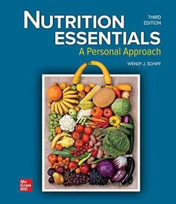 9781260424898-1260424898-Loose Leaf for Nutrition Essentials: A Personal Approach