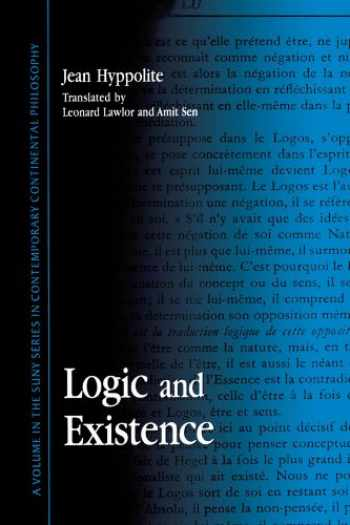 9780791432327-0791432327-Logic and Existence