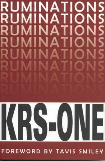 9781566492744-1566492742-KRS-ONE: Ruminations