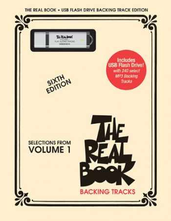 9781476877242-1476877246-The Real Book Play Along Volume 1 - Usb Flash Drive (INSTRUMENTS EN)