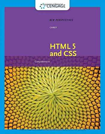 9780357107140-0357107144-New Perspectives on HTML 5 and CSS: Comprehensive: Comprehensive (MindTap Course List)