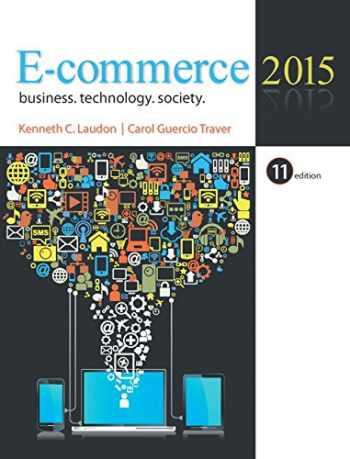 9780133507164-0133507165-E-Commerce 2015 (11th Edition)
