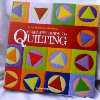 9780696301100-0696301105-Better Homes and Gardens Complete Guide to Quilting
