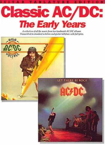 9780825613135-0825613132-Classic AC/DC: The Early Years